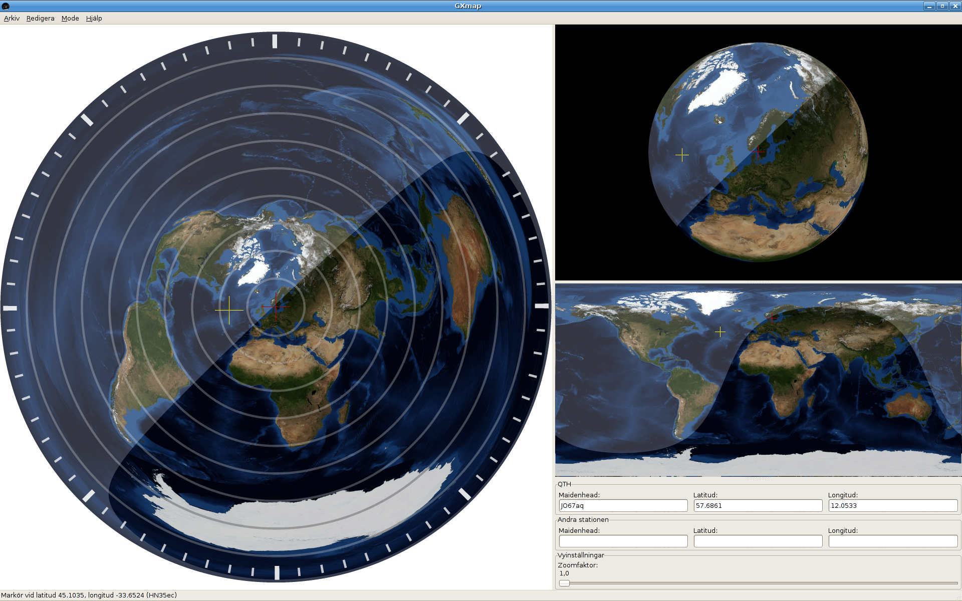 Gxmap virtual globe and map viewer a daynight indication layer has been added which shows which parts of the earth that can be reached by rays from the sun gumiabroncs Gallery